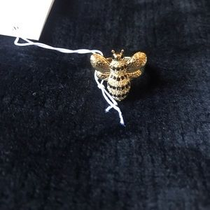 Kate skate Bee Ring Size 5
